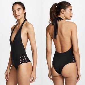 Shopbop Tori Praver Jolie One Piece Swimsuit